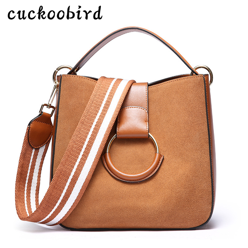 Bucket Women Bag Ladies Brand Genuine Leather Handbags New 2017 Fashion Spring Casual Tote Bag Big Shoulder Bags for Women super lovely white rabbit ears lolita princess platform heels shoes comfortable round toe cos shoes