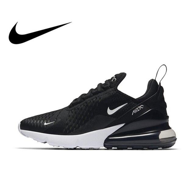 202160afa19 Original Autêntica Nike Air Max 270 Mulheres Tênis Sapatilhas Sapatos de  Desporto Ao Ar Livre Confortável