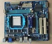 Used original материнских плат для gigabyte 880gma-d2h usb3.0 880 г материнская плата am3 ddr3