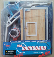 Hot Sell High Quality One Piece Toys Exclusive Brinquedo McFarlane NBA Series 5 Backboard Action Figure Free Shipping