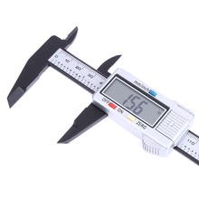 On sale Digital Caliper 6″ 0-150mm Stainless Steel Electronic Vernier Caliper Measuring Instruments mm/inch Micrometer Measuring Tools
