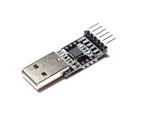 CP2102 Module STC Download Cable USB 2.0 to TTL 6PIN Serial Converter For STC