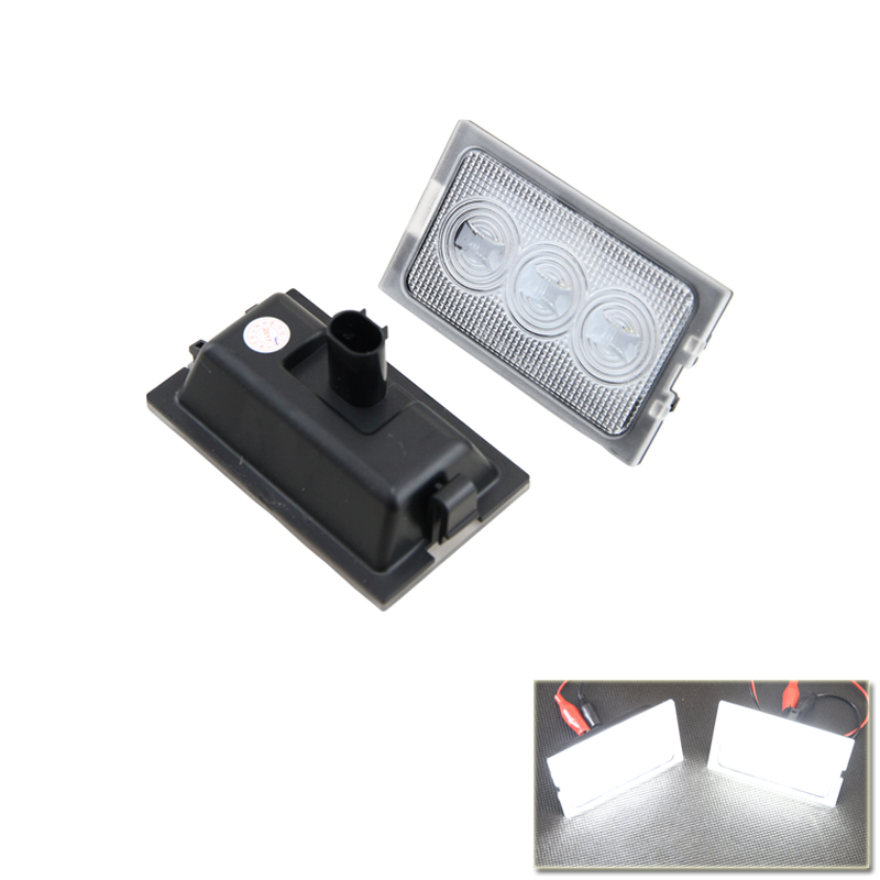 New Car Led Number License Plate Lights Lamp For Land Rover Rang Rover Sport Discovery Freelander Xenon White Auto Lamps Light leather car seat covers for land rover discovery sport freelander range sport evoque defender car accessories styling