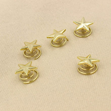 Vintage Metal gold small star hairclips women fashion vintage style wedding hairclips hair accessories for women