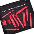 11 Unids Nueva Red de Nylon Auto Car Audio Puerta Dash Panel de Instalación y Remoción Pry Herramientas SA606 Tirm T50