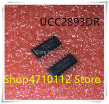 NEW 10PCS/LOT UCC2893DR UCC2893D UCC2893 SOP-16 IC