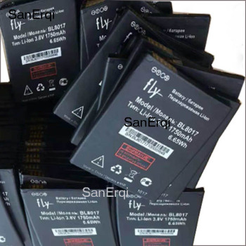 for fly BL8017 battery Mobile Phone 1750mAh Baterie in stock with tracking number SanErqi image