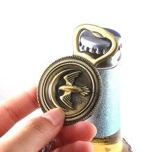 купить Game of Thrones Bottle Opener Keychain A Song of Ice and Fire Dragon Key Chain House Stark Targaryen Wolf Keyring Summer Jewelry онлайн