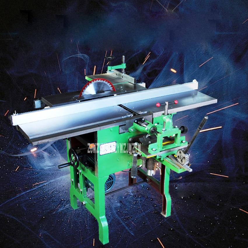 ML392B Desktop Woodworking Machinery Multi-purpose Machine Tool Planer/ Chainsaw/ Electric Wood Planer 220V/380V 2.2KW 4200r/min