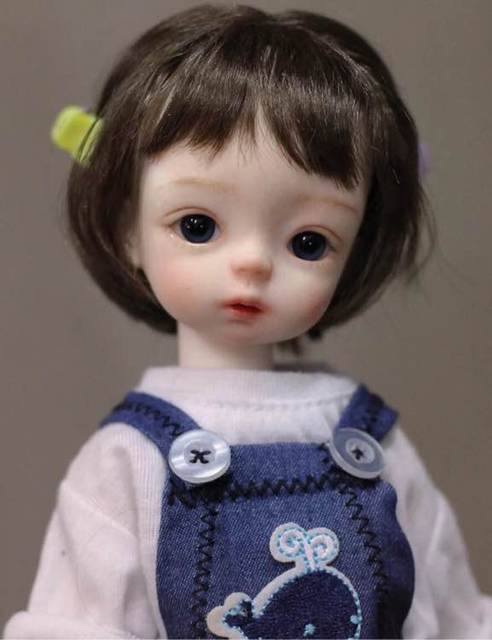 New Arrival 1/6 BJD Doll BJD/SD Cute Lovely For Baby Girl Birthday Gift Present With Eyes   1
