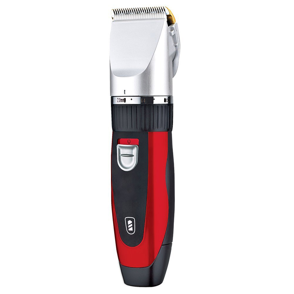 SURKER HC7068 Electric Hair Clipper Rechargeable Waterproof Hair Trimmer Beard Shaving Hairdresser for Men Children surker model rfc 688b electric foil hair trimmer for men with clean