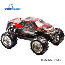 SHIPPING FROM SPAIN HSP RACING 94062 MONSTER TRUCK 1/8 SCALE ELECTRIC  4WD OFF ROAD REMOTE CONTROL RC CAR 80A ESC KV3500 MOTOR цена в Москве и Питере