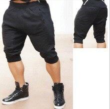 คุณภาพสูงวิศวกรผ้าฝ้ายผู้ชายกางเกงขาสั้นฤดูร้อน 2018 แฟชั่นชายหาดกระเป๋าซิป Garnish Body Mens สั้นกางเกงร้อนขาย