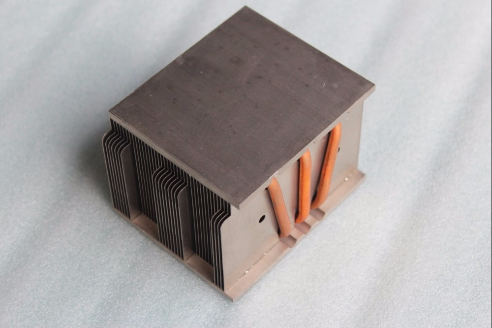Prix pour Pour IBM Lenovo X3400 X3500 X3650 FRU 40K7438 Radiateur 42C9412