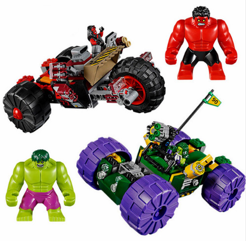 Building Blocks Compatible with Legoings Technic Avengers Endgame D7125 Models Building Kits Blocks Boy Toys For Chlidren.