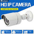 HD 2MP Bullet Cámara IP Exterior 1080 P POE Network vision cctv cámara de seguridad p2p nube apoyo pc iphone android vista