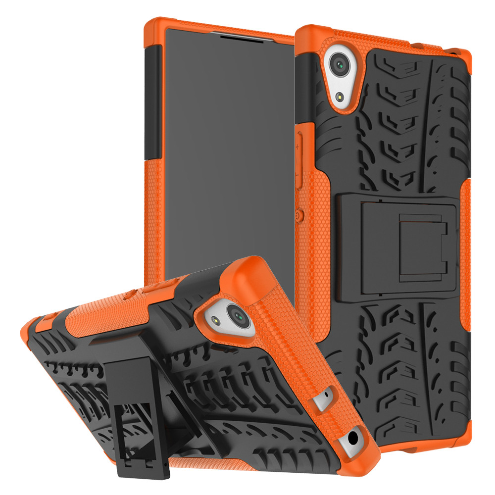 For <font><b>Sony</b></font> Xperia XA1 Case 5.0 inch Stealth Stents Back Cover Stand ShockProof Case For <font><b>Sony</b></font> XA1 Dual Sim <font><b>G3112</b></font> G3116 Phone Cases image