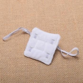 Белая повязка на глаз косплей 6*6 см