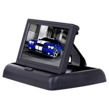 Pantalla TFT LCD de 480×272 el Panel Digital Color de Visión Trasera del Monitor Para la Cámara de Visión Trasera