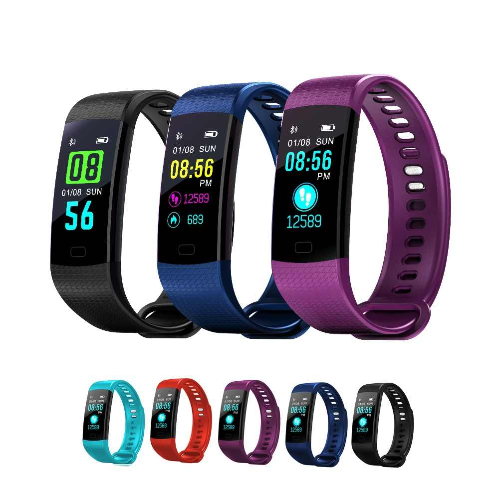Tonbux ID115 Plus Waterproof Smart Band Fitness Tracker Heart Rate