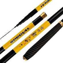 New Fishing Spinning Rod Ultra-hard Ultra-lightweight Hand Pole For Carbon Fiber Super Hard Ultra Light Carp