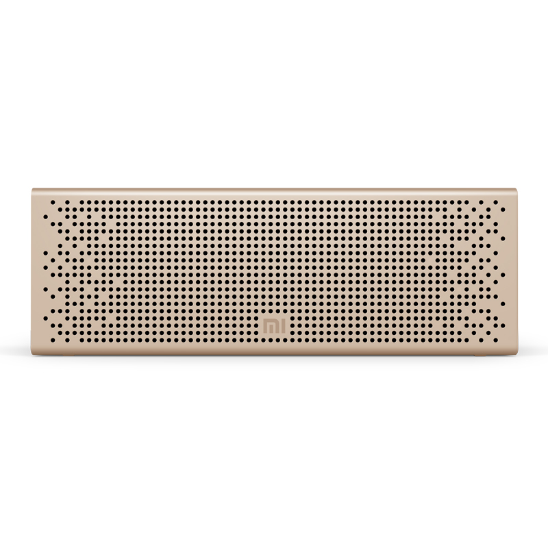 Original Xiaomi Mi Bluetooth Speaker Wireless Stereo Mini Portable MP3 Player Pocket Audio Handsfree with Mic TF Card AUX-in t07 3w mini portable retractable stereo speaker w tf sapphire blue golden 16g max