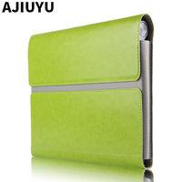Case For Lenovo Yoga B8000 Sleeve Smart Cover Leather Tablet YOGA Tab B8080 H F B8000