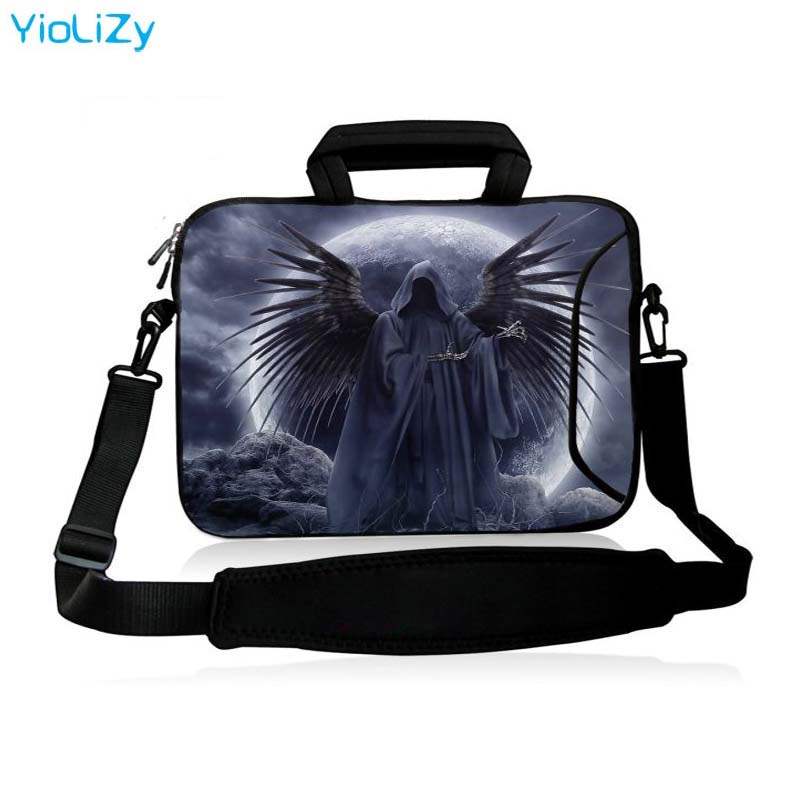 Laptop shoulder bag <font><b>17.3</b></font> 17 15.6 15 14 13 13.3 11.6 10 inch airbag computer handbag fashion PC Messenger <font><b>notebook</b></font> <font><b>case</b></font> SB-3184 image