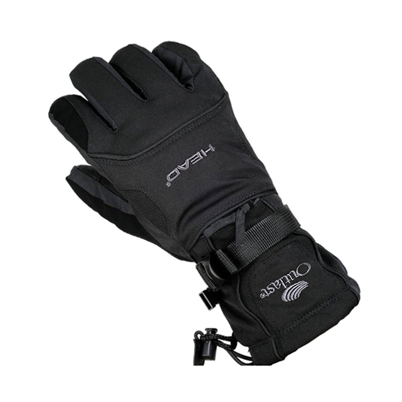 Fashion Men's Ski Gloves Snowmobile Motorcycle Riding Unisex Winter Gloves Windproof Waterproof Wind Stopper Snow Gloves VL