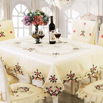 moderne linge de table promotion achetez des moderne linge de table promotionnels sur aliexpress. Black Bedroom Furniture Sets. Home Design Ideas
