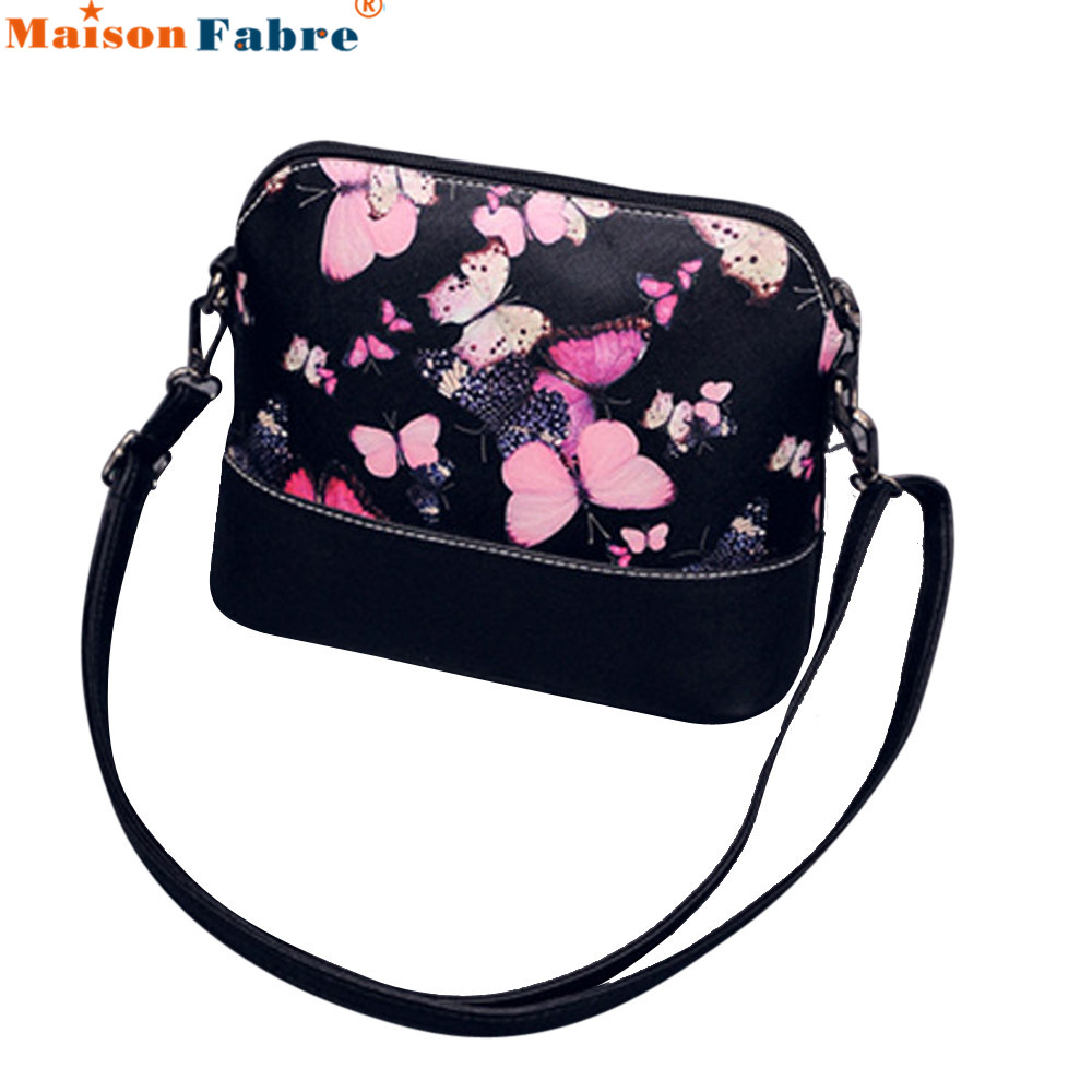 bolsa feminina 2017 Women New Retro Printing Pu Leather Crossbody Bags Female Simple Fashion Shoulder Bag Ladies Elegant Purse dc 0 100v 1000a voltage meter current gauge digital voltmeter ammeter amp volt panel meter