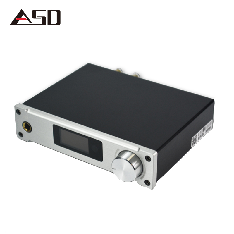 XMOS ALIENTEK D8 80W*2 Mini Hifi Stereo Audio Digital Power Amplifier Coaxial/Optical/USB DAC Class d Amplifier+Power Supply