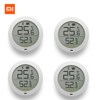 Xiaomi Mijia Bluetooth Hygrothermograph High Sensitive Hygrometer Thermometer LCD Screen Smart Home Temperature Humidity Sensor Smart Remote Control