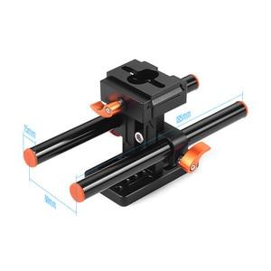 Image 2 - Andoer Kamera Käfig für Sony A6500/A6400/A6300/A6000 Kamera Video Film Film Machen Stabilisator Aluminium Legierung 1/4 zoll Schraube