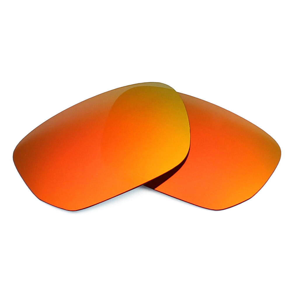 f06b2e7eb4f 4 Pairs Mryok POLARIZED Replacement Lenses for Oakley Style Switch  Sunglasses Stealth Black   Ice Blue   Fire Red   Silver-in Accessories from  Apparel ...
