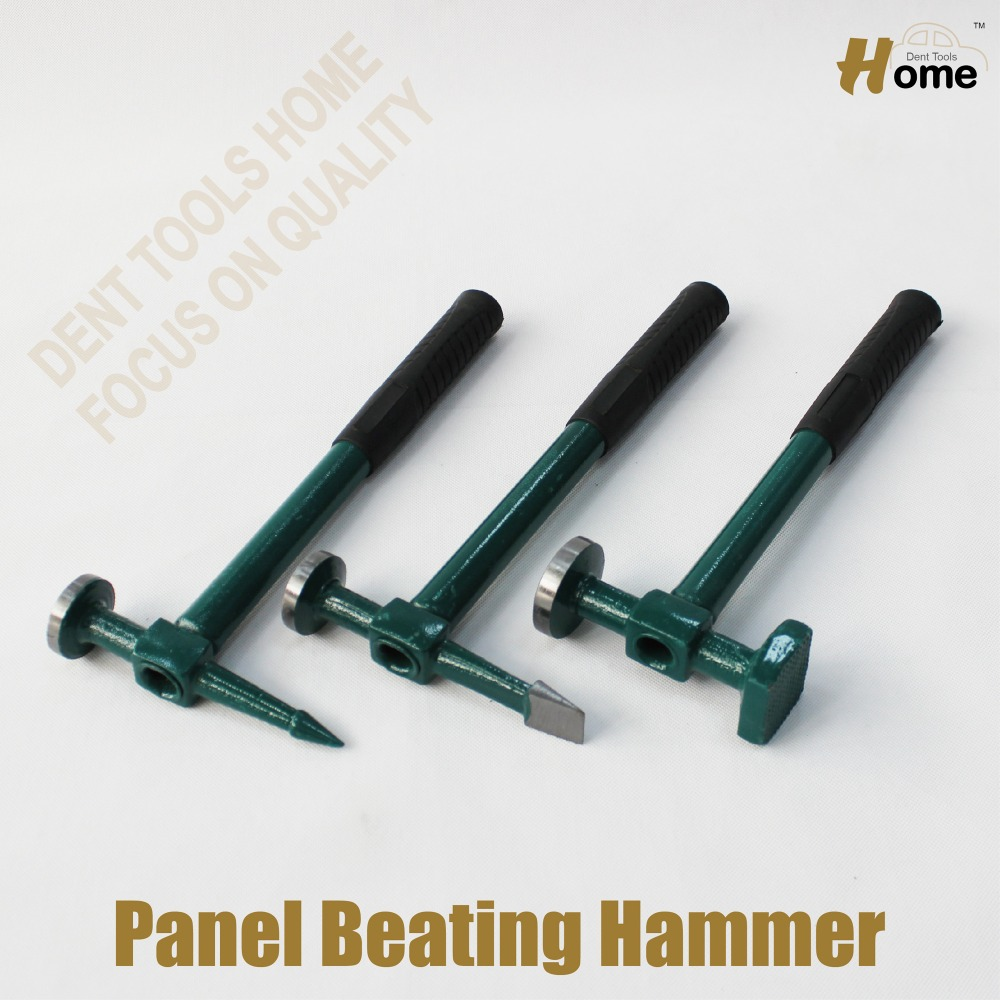 body forming punch set fender repair garage hand tools panel beating hammer metal finishing panel beater spoon dollies car auto