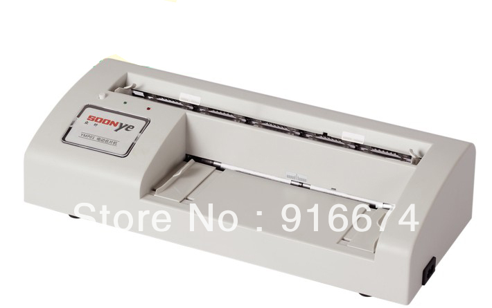 Fast Free shipping New Discount A4 business card slitter automatic card cutter with A4 size