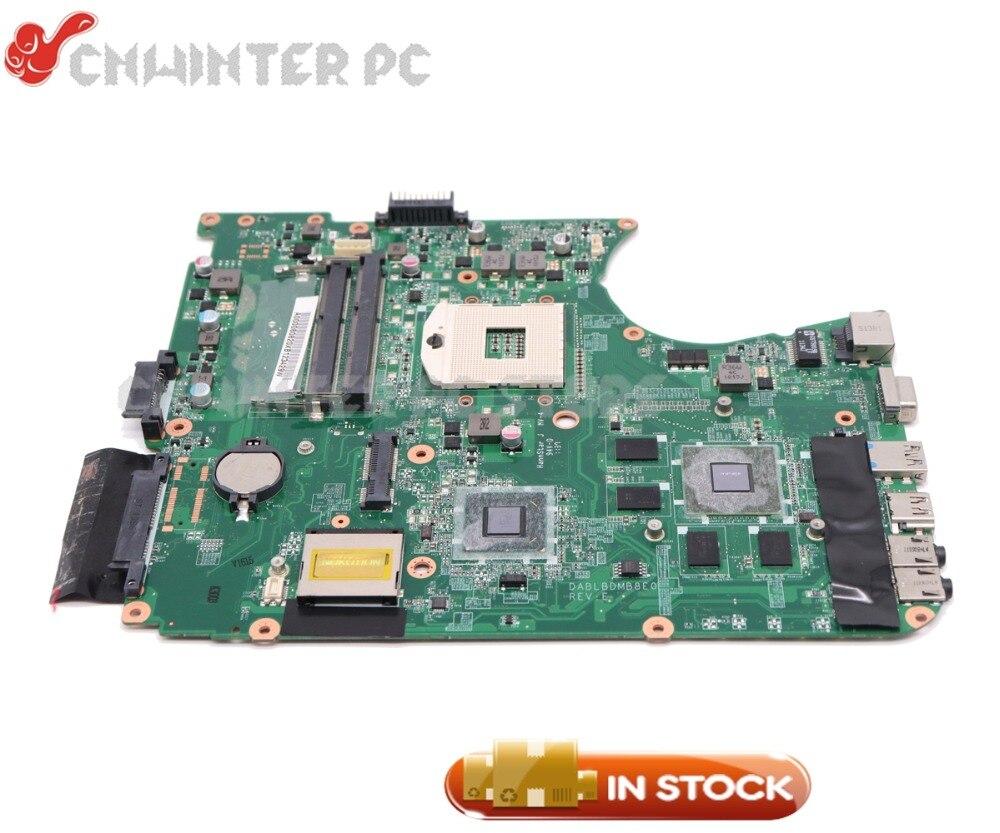 NOKOTION DABLBDMB8E0 A000080820 For Toshiba Satellite L750 L755 Laptop Motherboard HM65 DDR3 GT525M 1GB nokotion dablbdmb8e0 a000080820 for toshiba satellite l750 l755 laptop motherboard hm65 ddr3 gt525m 1gb