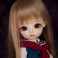 Full Set 1/6 BJD Doll BJD/SD Melissa Joints Doll For Baby Girl Birthday Gift Present With Glass Eyes