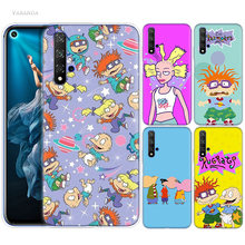 Rugrats Amazing Case for Huawei Honor 8X 8C 8 9 10 20 Play 8A lite Pro V20 Y9 Y7 Y6 Y5 Prime 2018 2019 TPU Anime Phone Bags Capa(China)
