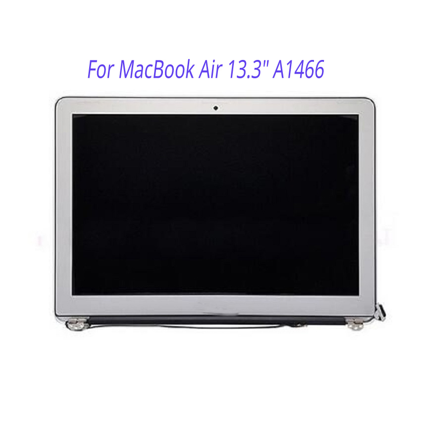 NEW FOR Apple MacBook Air 13.3 A1466 LCD Screen Display Full Assembly 2013 2014 2015 Year MD760 MJVE2 MQD32|Laptop LCD Screen| |  - title=