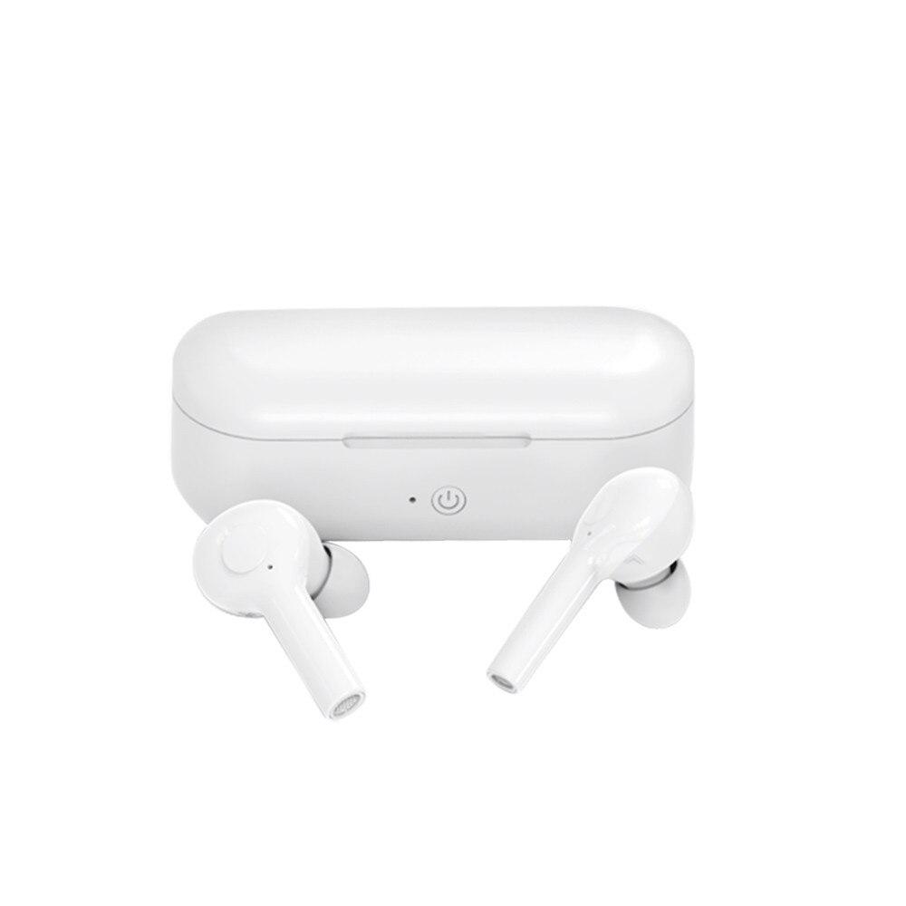 Earphone Stereo Earbud Wireless Headphones Bluetooth Mini Earbud HD Stereo Earphone Mic Wireless Headphones Sport In-Ear