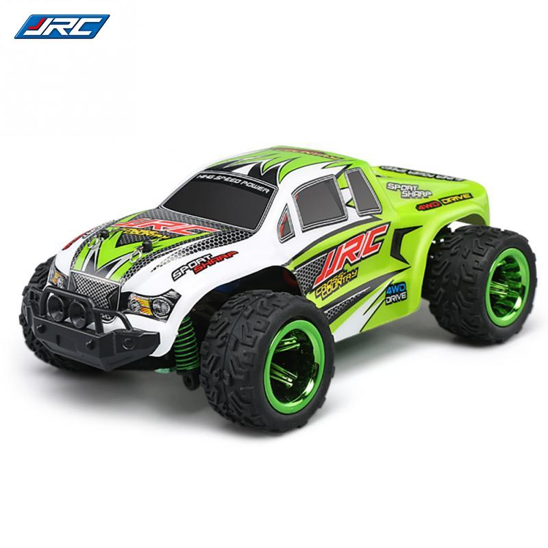 JJRC Q36 1:26 2.4G 4WD remote control off-road resistance strong power output large cross-country high-speed car