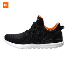 ФОТО    Xiaomi Smart 90 Bluetooth 40 English APP Comfortable Upper And Durable Sole Running Sneakers Shoes Grey
