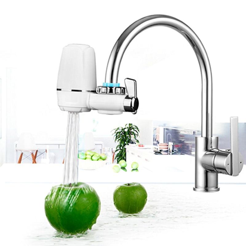 Portable Ceramic Filter Faucet Filter Water Purifier Water Filter ...