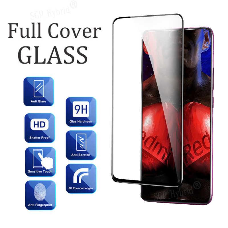 Cubierta completa de vidrio templado para Xiaomi mi 9 t mi 9 t Protector de pantalla en Xio mi Xia mi Xioa mi Ksio mi 9 t 9 t protectora película de vidrio