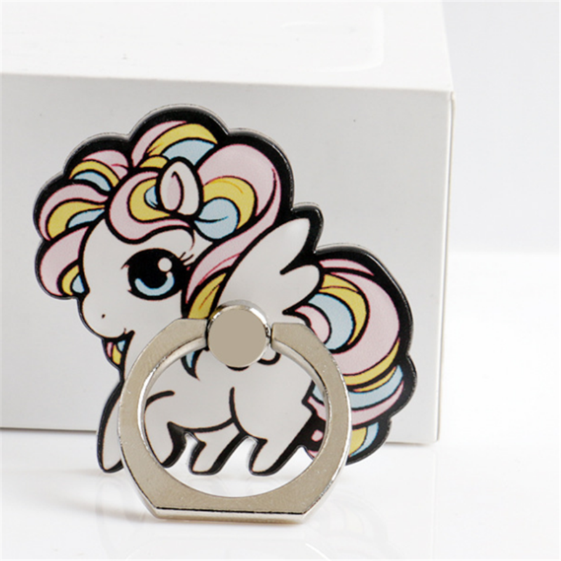 Strict Uvr Unicorn Mobile Phone Stand Holder Cute Animal Finger Ring Mobile Smartphone Holder Stand For Iphone Xiaomi Huawei All Phone Attractive Designs; Cellphones & Telecommunications Mobile Phone Holders & Stands