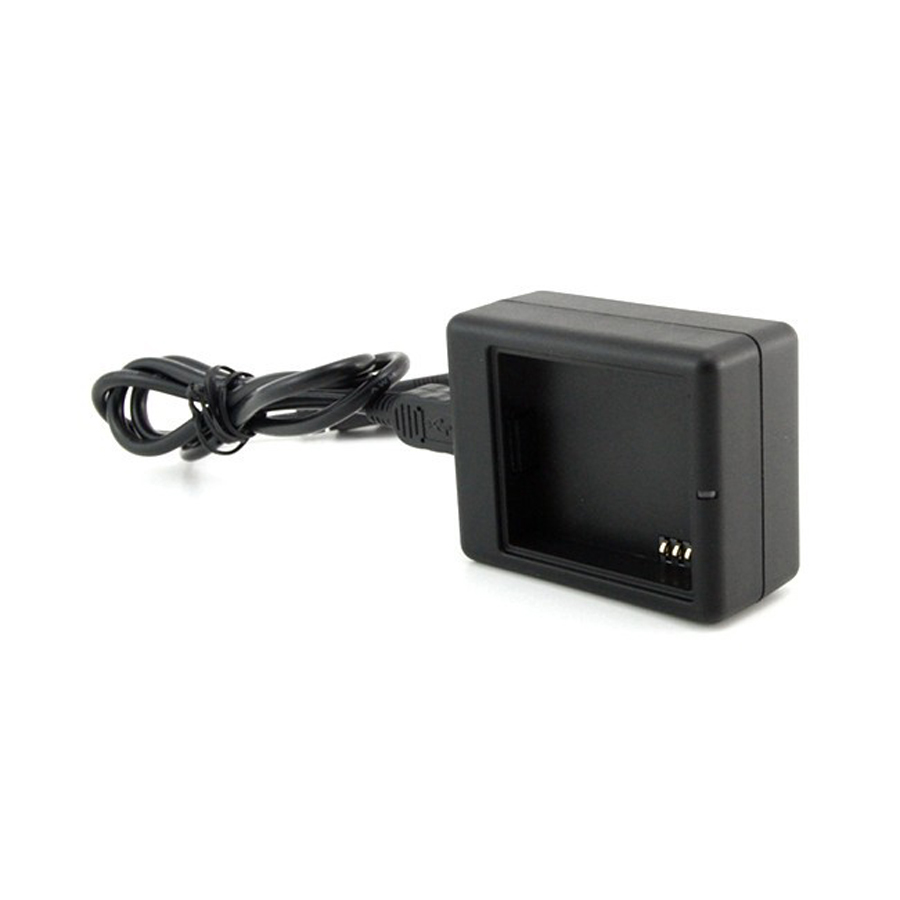 SANGER Battery Charger for Xiaomi Yi Xiaoyi Action Camera Accessories AZ13 USB batteries Charger