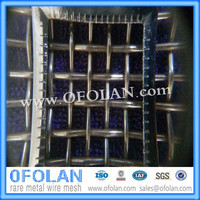 5 Mesh UNS S31254/254SMO Stainless Steel Wire Mesh/Cloth,500mm*1000mm Made To Order