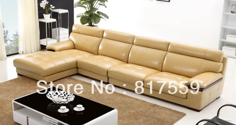 Leather Sectional Sofa Kuka In Living Room Sets From